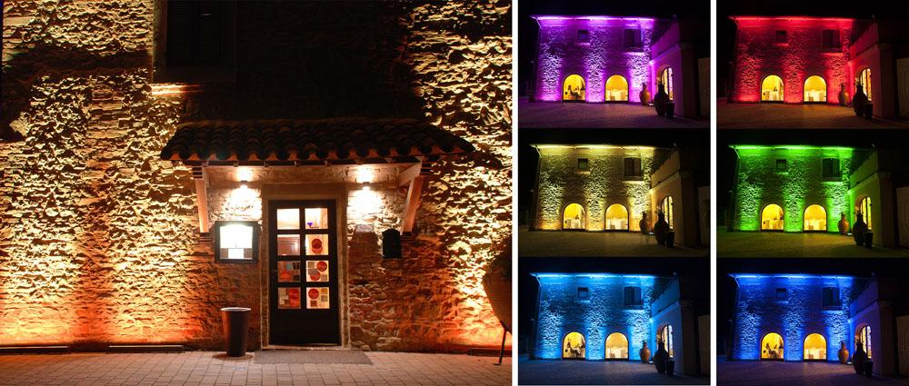 Illuminazione architetturale 03